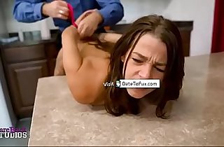 Evelyn Stone in Rough Sex with Daddy