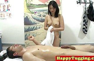 Real nuru masseuse with dick
