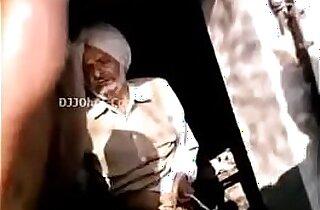 Punjabi Bathinda sex scandal Uncle caught.