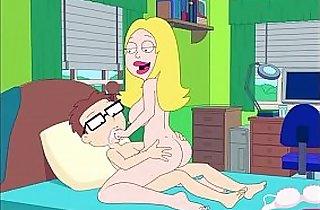American Dad Steve Fucks Francine