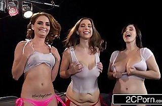 Wet Titty T Shirt Telethon Ashley Graham, Alex Chance Noelle Easton