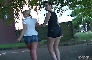 Squirting Milf Lesbians