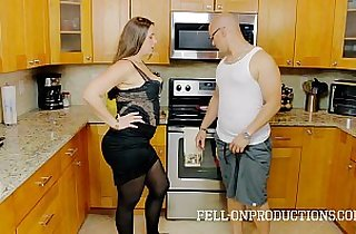 Taboo Passions Madisin Lee in Cooking For Stepmom