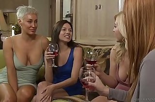 Lesbian Step sisters have feelings Girlfriends Films
